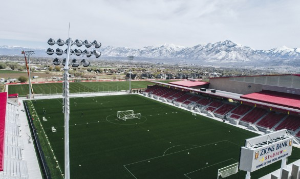 Zions Bank Real Academy Stadium and Training Complex