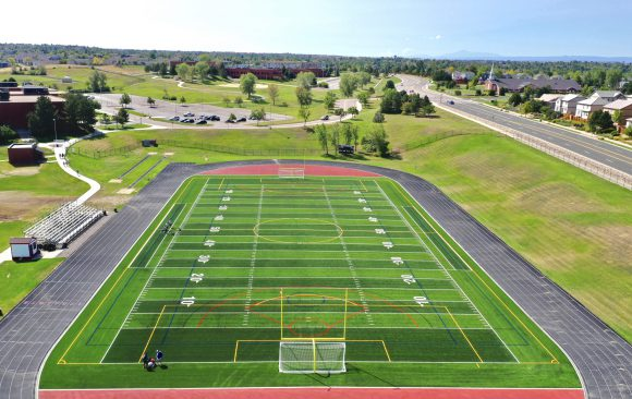 Eaglecrest High School